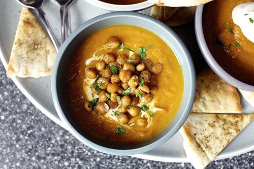 Carrot Tahini Soup Smitten Kitchen