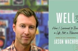Jason Wachob from mindbodygreen