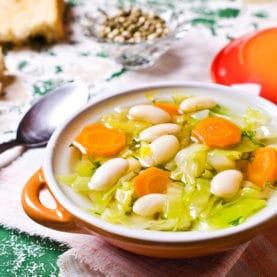 Lima Bean Stew