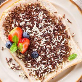 Hagelslag Dutch breakfast for happiest kids