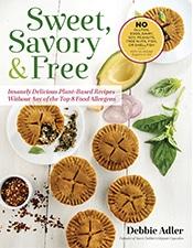 Sweet, Savory & Free by Debbie Adler
