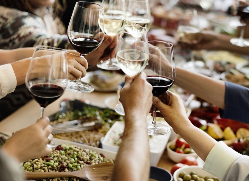 Wine Can Help You Live Longer
